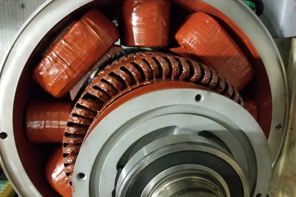 spindle motor industrial motor repair